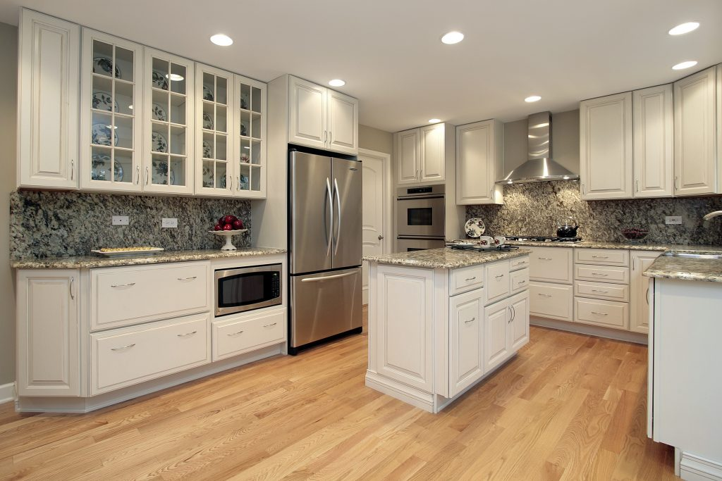 Nice Custom Kitchen Cabinetry